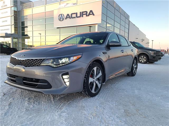 2018 Kia Optima SX Turbo (Stk: A4301) in Saskatoon - Image 1 of 26