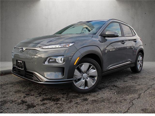2021 Hyundai Kona EV Preferred (Stk: HB3-3513) in Chilliwack - Image 1 of 10