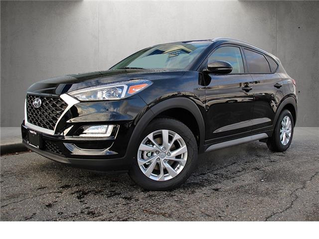 2021 Hyundai Tucson Preferred (Stk: HB6-2632) in Chilliwack - Image 1 of 10