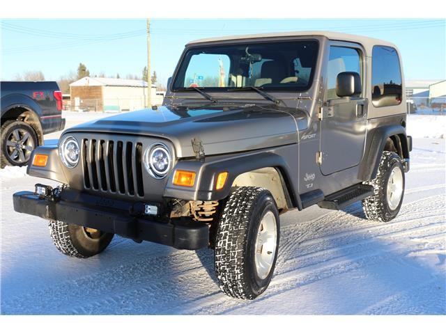 2004 Jeep TJ Sport (Stk: LP114) in Rocky Mountain House - Image 1 of 7