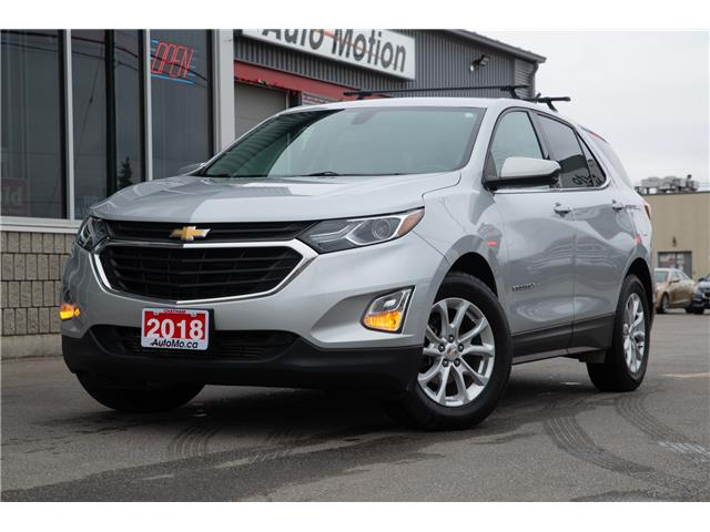 2018 Chevrolet Equinox LT (Stk: 201113) in Chatham - Image 1 of 22