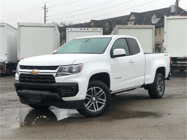 2021 Chevrolet Colorado New 2021 Colorado 4x4 6 cyl Extended Cab (Stk: PU21055) in Toronto - Image 1 of 20