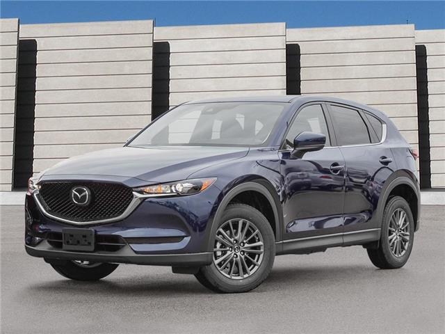 2021 Mazda CX-5 GS (Stk: 21647) in Toronto - Image 1 of 23