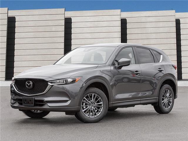 2021 Mazda CX-5 GS (Stk: 21646) in Toronto - Image 1 of 23