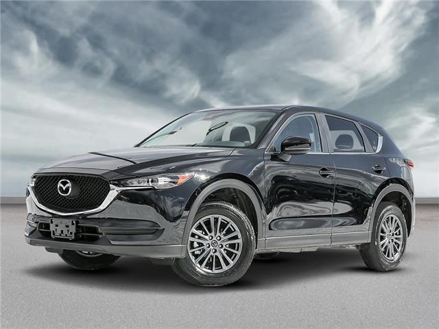 2021 Mazda CX-5 GX (Stk: N210096) in Markham - Image 1 of 23