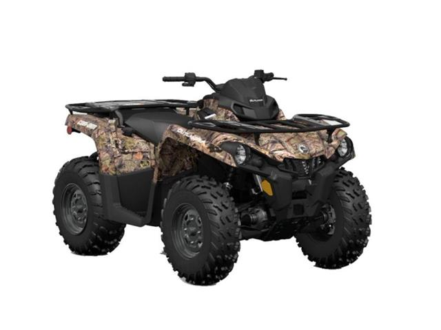 New 2021 Can-Am Outlander DPS 450 Mossy Oak Break-Up Country Camo   - YORKTON - FFUN Motorsports Yorkton