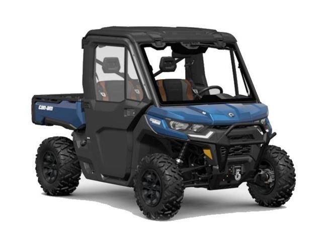 New 2021 Can-Am Defender Limited HD10   - SASKATOON - FFUN Motorsports Saskatoon