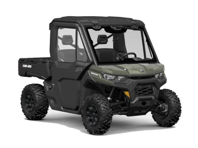 New 2021 Can-Am Defender DPS CAB HD8   - SASKATOON - FFUN Motorsports Saskatoon