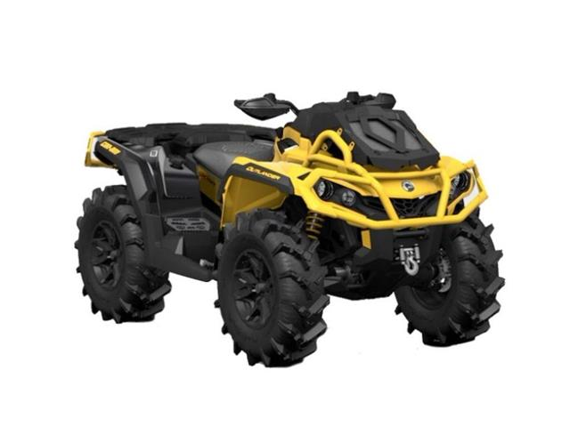 New 2021 Can-Am Outlander X mr 1000R Neo Yellow & Black   - SASKATOON - FFUN Motorsports Saskatoon