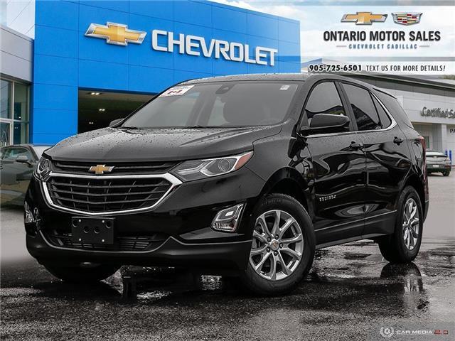 2021 Chevrolet Equinox LT 2GNAXKEV8M6114056 T1114056 in Oshawa