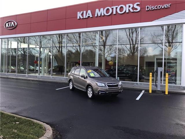2017 Subaru Forester 2.5i Convenience (Stk: S6753B) in Charlottetown - Image 1 of 29