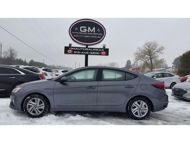 2020 Hyundai Elantra Preferred (Stk: LU955601) in Rockland - Image 1 of 11