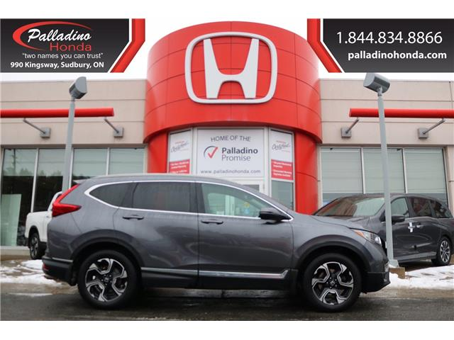 2018 Honda CR-V Touring (Stk: 22864A) in Sudbury - Image 1 of 36