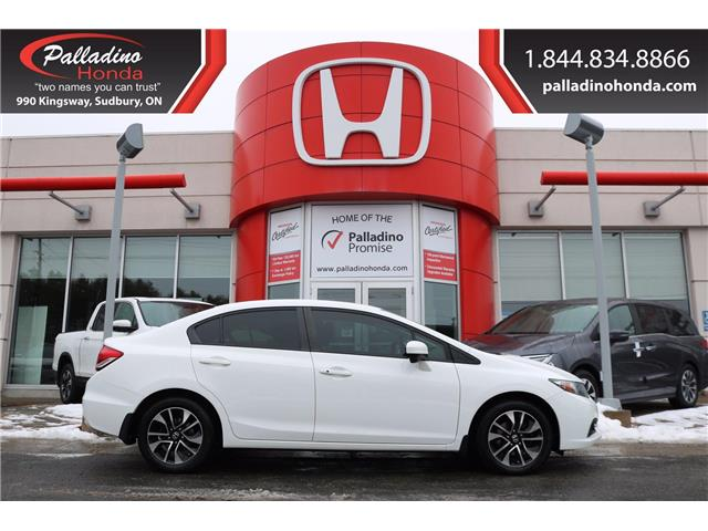 2014 Honda Civic EX (Stk: 22737A) in Sudbury - Image 1 of 30