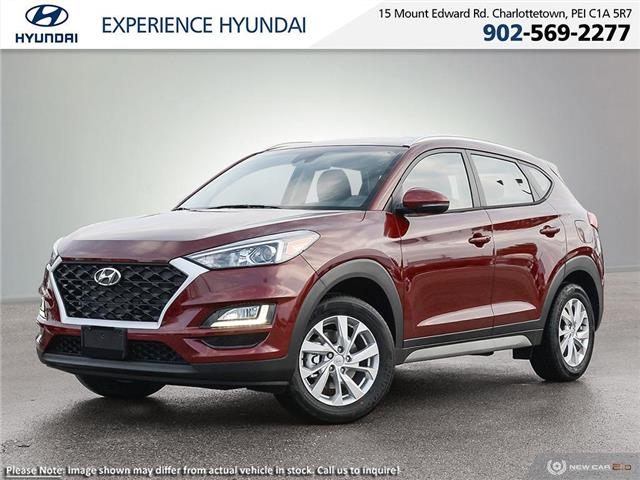 2021 Hyundai Tucson Preferred w/Sun & Leather Package (Stk: N1075) in Charlottetown - Image 1 of 23
