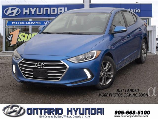 2018 Hyundai Elantra GL (Stk: 99199K) in Whitby - Image 1 of 2
