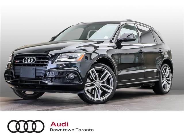 2017 Audi SQ5 3.0T Progressiv (Stk: P4080) in Toronto - Image 1 of 29