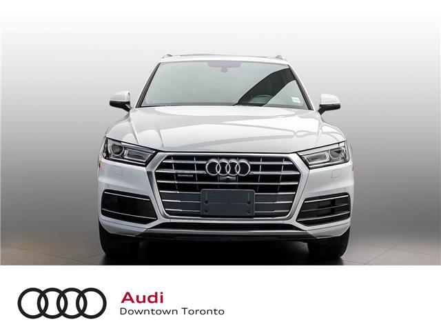 2018 Audi Q5 2.0T Progressiv (Stk: P4081) in Toronto - Image 1 of 25
