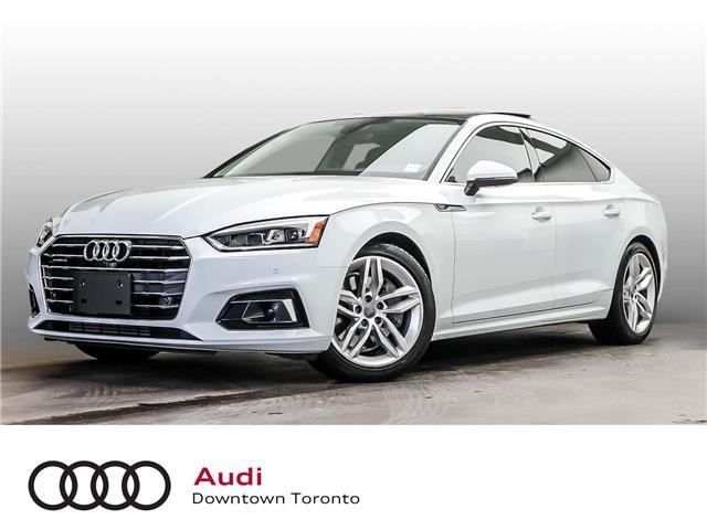 2018 Audi A5 2.0T Technik (Stk: P4098) in Toronto - Image 1 of 29