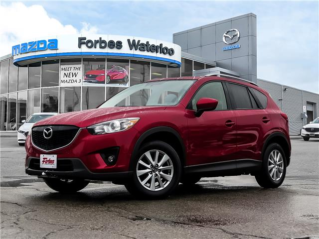 2014 Mazda CX-5 GS (Stk: M7067A) in Waterloo - Image 1 of 25