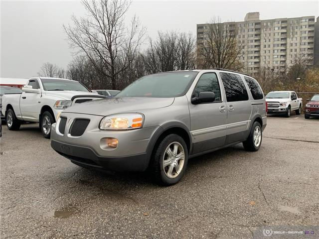 Used 2009 Pontiac Montana SV6 FWD FWD - London - Finch Chrysler Dodge Jeep Ram Ltd