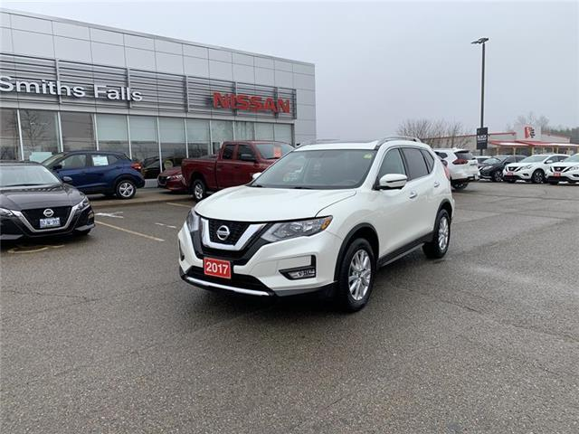 2017 Nissan Rogue SV (Stk: P2114) in Smiths Falls - Image 1 of 18