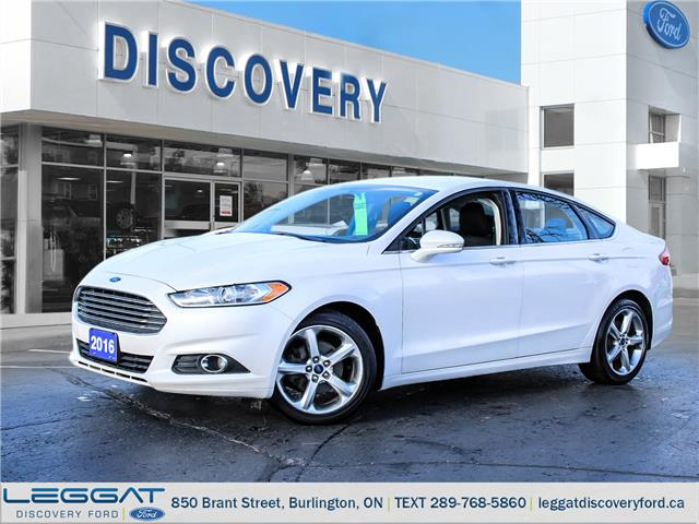 2016 Ford Fusion SE (Stk: 16-93158-T) in Burlington - Image 1 of 23