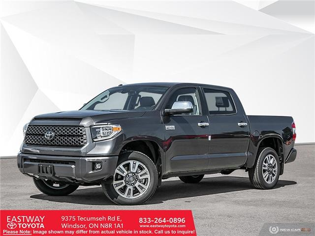 2021 Toyota Tundra Platinum (Stk: TU6423) in Windsor - Image 1 of 23