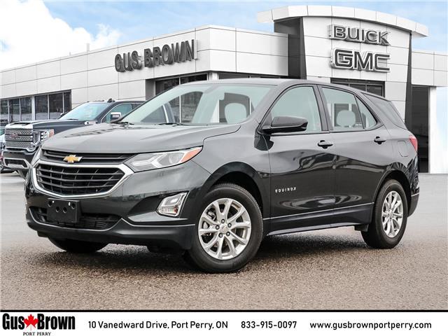 2018 Chevrolet Equinox LS (Stk: 258358U) in PORT PERRY - Image 1 of 26