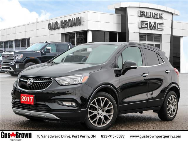 2017 Buick Encore Sport Touring (Stk: 190674X) in PORT PERRY - Image 1 of 29
