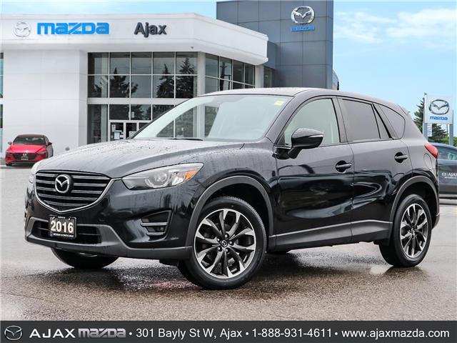 2016 Mazda CX-5 GT (Stk: P5614) in Ajax - Image 1 of 30