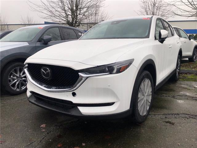 2021 Mazda CX-5 100th Anniversary Edition (Stk: 112137) in Surrey - Image 1 of 5