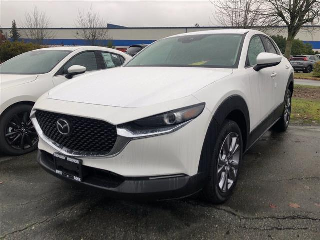 2021 Mazda CX-30 GS (Stk: 221366) in Surrey - Image 1 of 5