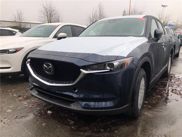2021 Mazda CX-5 GS (Stk: 114632) in Surrey - Image 1 of 5