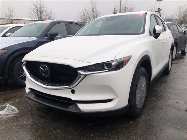 2021 Mazda CX-5 GS (Stk: 114602) in Surrey - Image 1 of 5