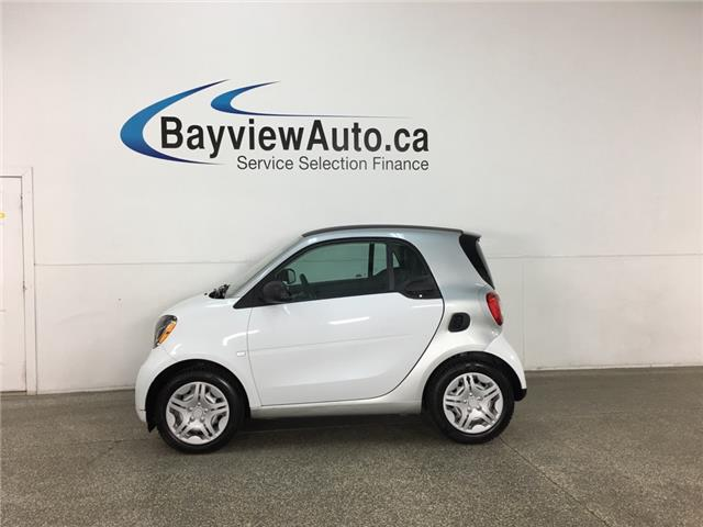 2016 Smart Fortwo Pure (Stk: 37403W) in Belleville - Image 1 of 25