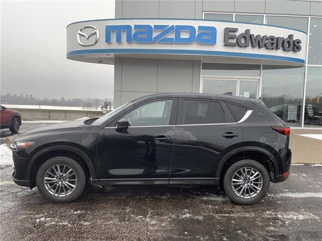 2017 Mazda CX-5 GS (Stk: 22517) in Pembroke - Image 1 of 11