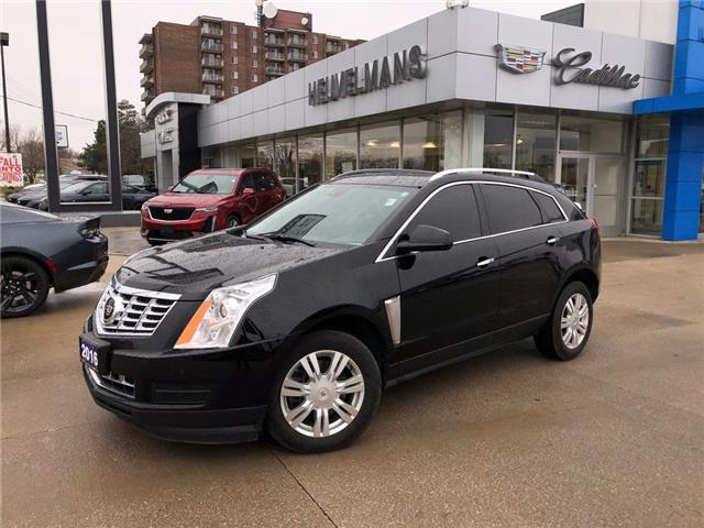 2016 Cadillac SRX Luxury Collection (Stk: 20111AA) in Chatham - Image 1 of 19