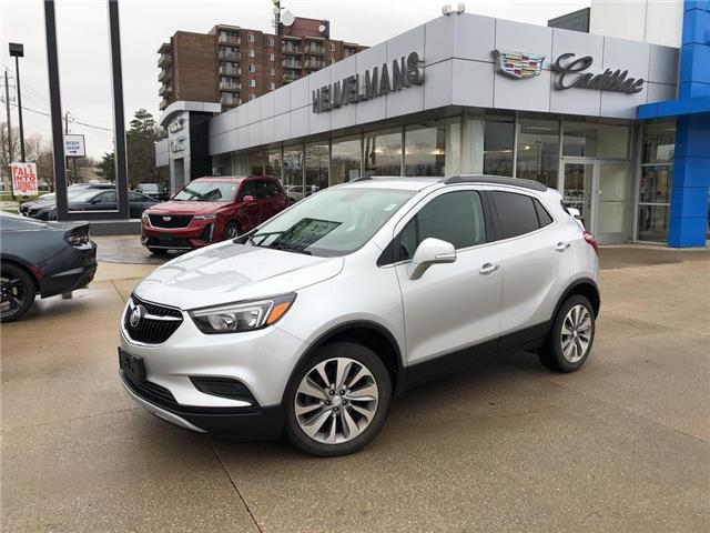 2017 Buick Encore Preferred (Stk: 20115A) in Chatham - Image 1 of 16
