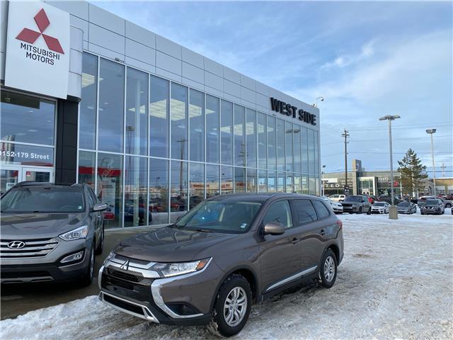 2019 Mitsubishi Outlander ES (Stk: BM3948) in Edmonton - Image 1 of 24