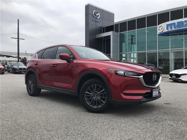 2019 Mazda CX-5 GS (Stk: UM2509) in Chatham - Image 1 of 22
