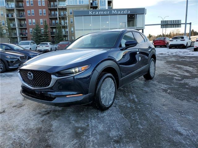 2021 Mazda CX-30 GT (Stk: N6240) in Calgary - Image 1 of 4