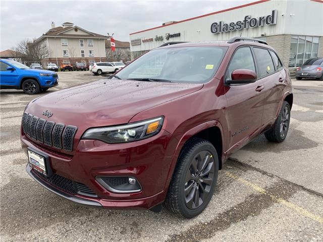 2021 Jeep Cherokee Limited (Stk: 21-051) in Ingersoll - Image 1 of 20