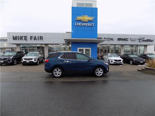 2021 Chevrolet Equinox LT (Stk: 21081) in Smiths Falls - Image 1 of 15
