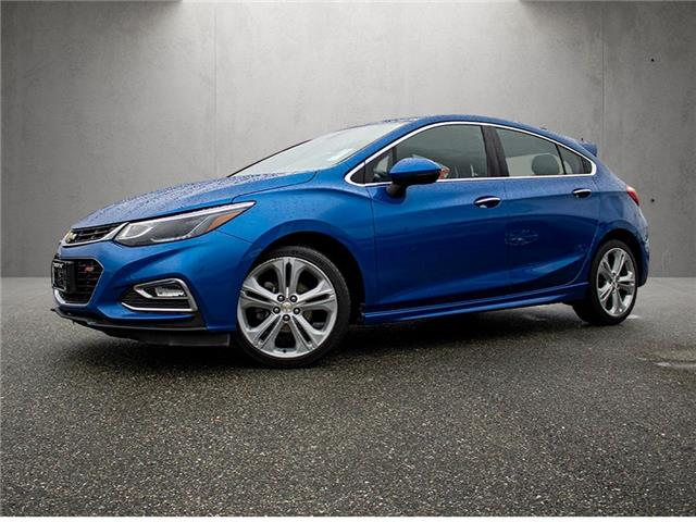 2018 Chevrolet Cruze Premier Auto (Stk: 217-8679T) in Chilliwack - Image 1 of 17