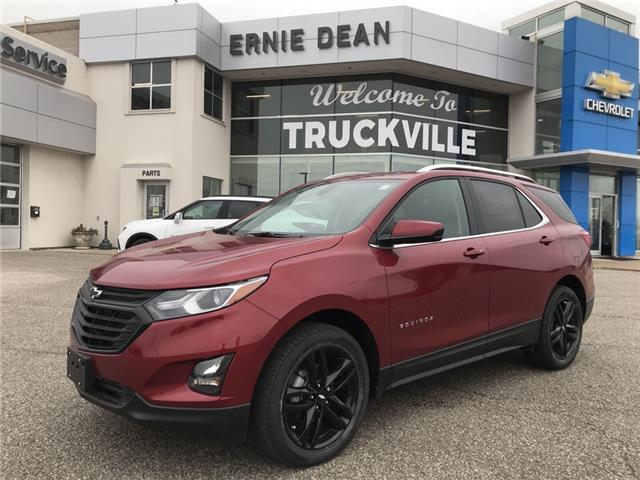 2021 Chevrolet Equinox LT (Stk: 15581) in Alliston - Image 1 of 17
