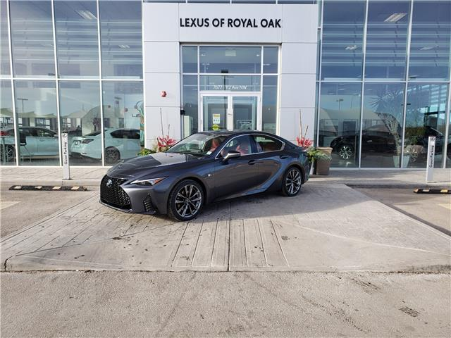 2021 Lexus IS 350 Base (Stk: L21118) in Calgary - Image 1 of 16