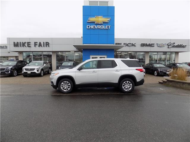 2021 Chevrolet Traverse LS (Stk: 21087) in Smiths Falls - Image 1 of 15