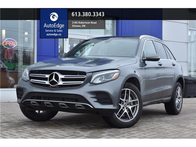2018 Mercedes-Benz GLC 300 Base (Stk: A0434) in Ottawa - Image 1 of 30