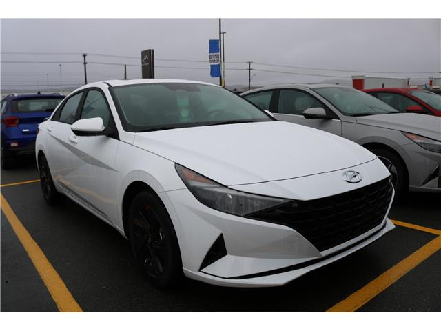 2021 Hyundai Elantra Preferred w/Sun & Safety Package (Stk: 12215) in Saint John - Image 1 of 4